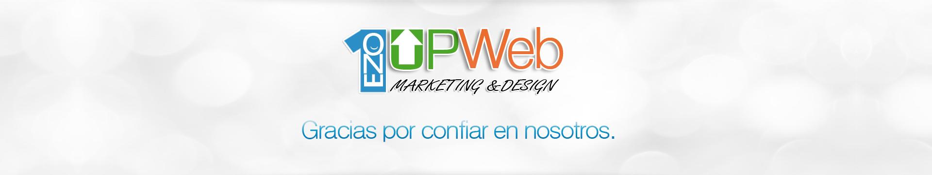 oneupweb-diseño web Nuestros Proyectos