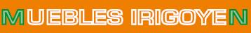 logotipo muebles irigoyen