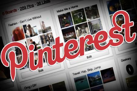 Pinterest lanza su propia función de mensajería instantánea
