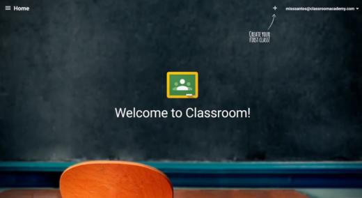 Google Classroom, herramienta de Google para profesores
