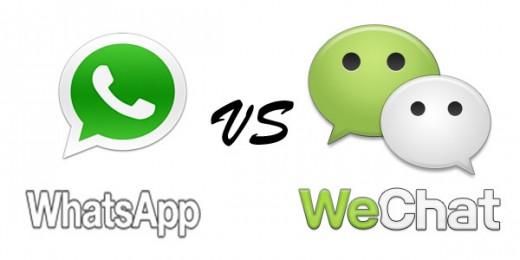 whatsapp vs wechat oneupweb pagina web