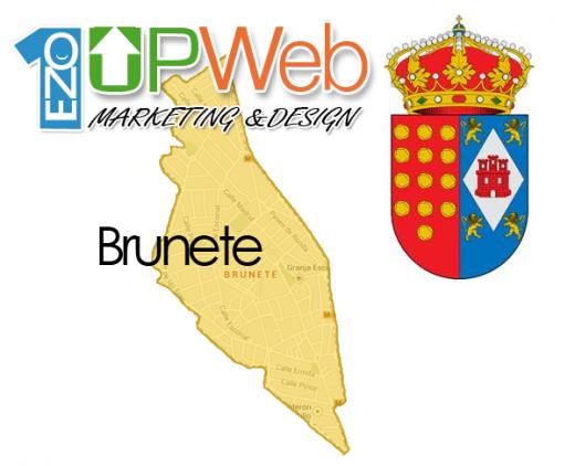 Diseño páginas web Brunete