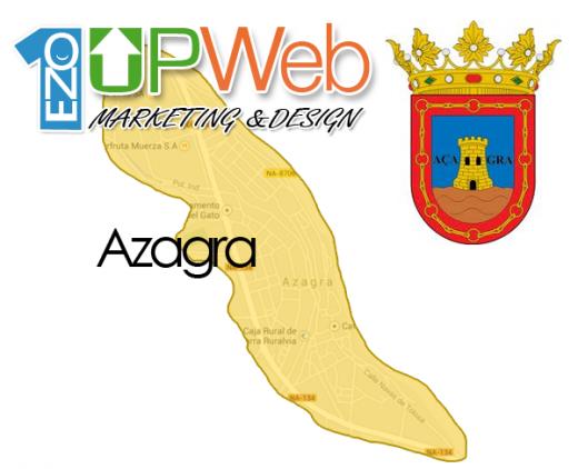 Diseño páginas web Azagra