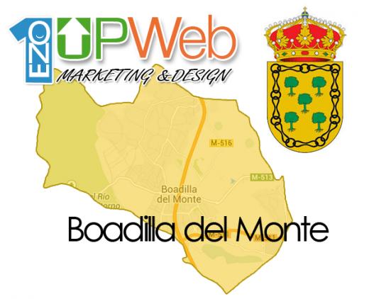 Diseño páginas web Boadilla del Monte