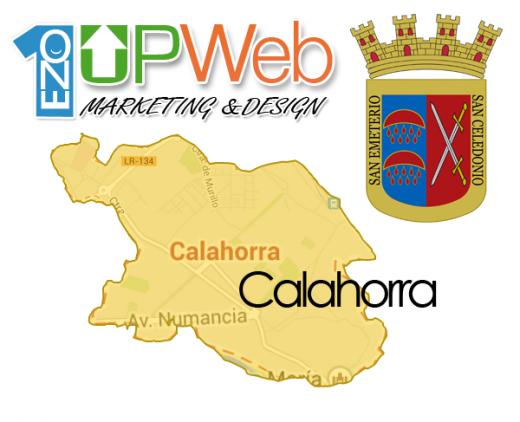 Diseño páginas web Calahorra