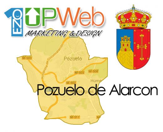 Diseño páginas web Pozuelo de Alarcon