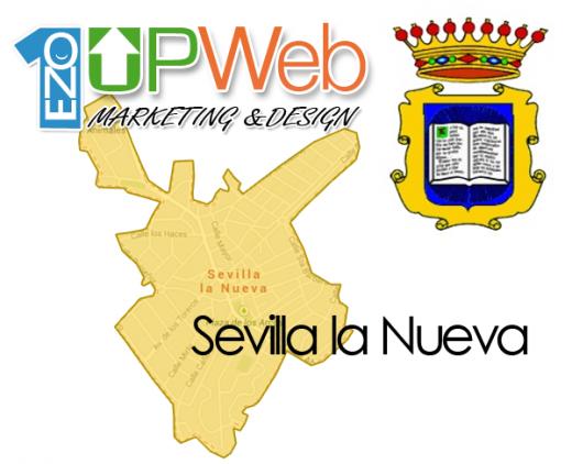 Diseño páginas web Sevilla la Nueva