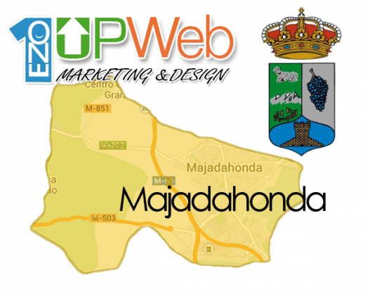Diseño páginas web Majadahonda