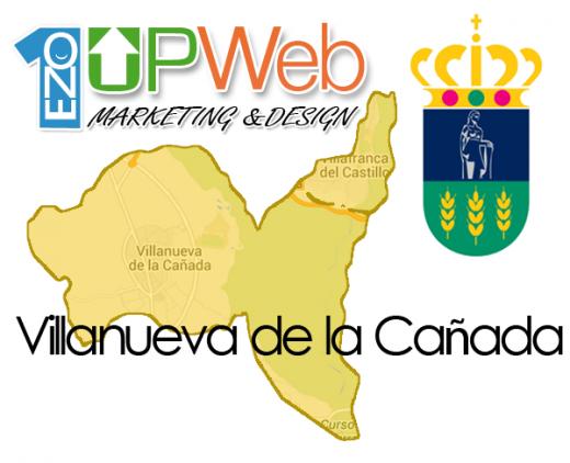 Diseño páginas web Villanueva de la Cañada