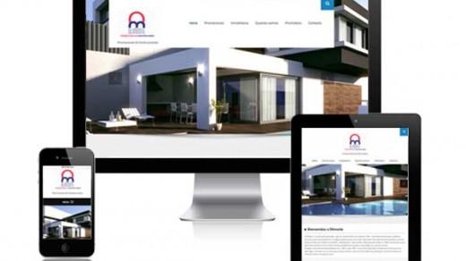 Página web Olimonte