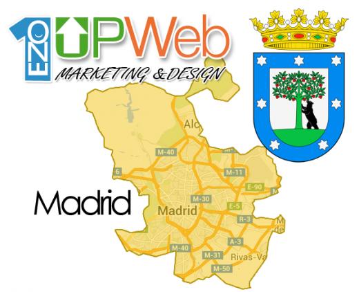 Diseño páginas web madrid