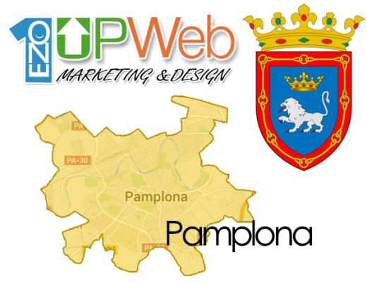 Diseño páginas web Pamplona