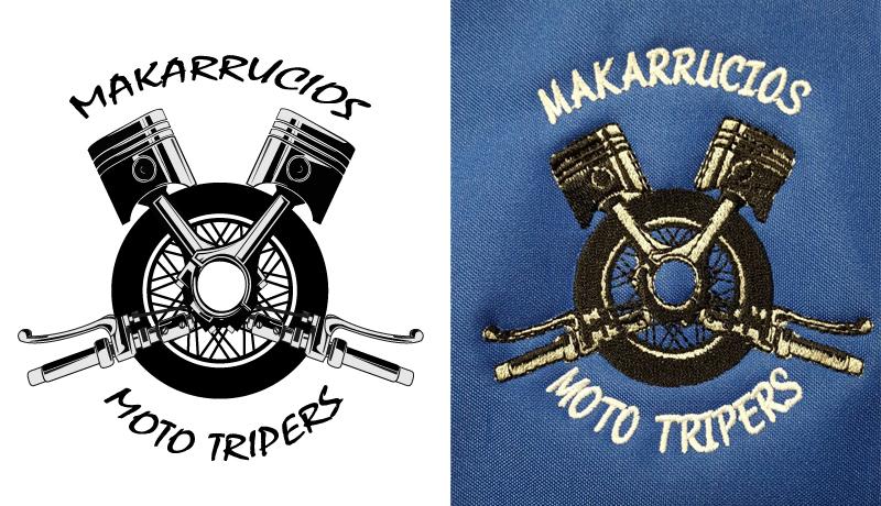 logotipo makarrucios ONEUPWEB
