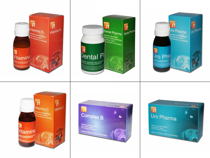Packaging a medida Productos Veterinarios JTPharma4