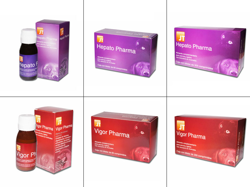 Packaging a medida Productos Veterinarios JTPharma3