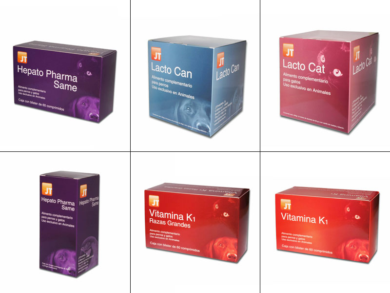 Packaging a medida Productos Veterinarios JTPharma2