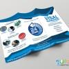 Tripticos Bandas Visal - Diseño e Impresión