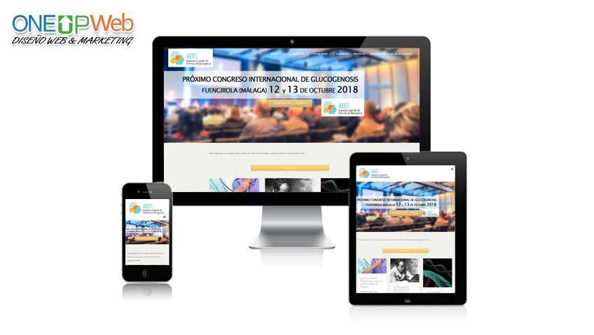 Pagina web AEEG
