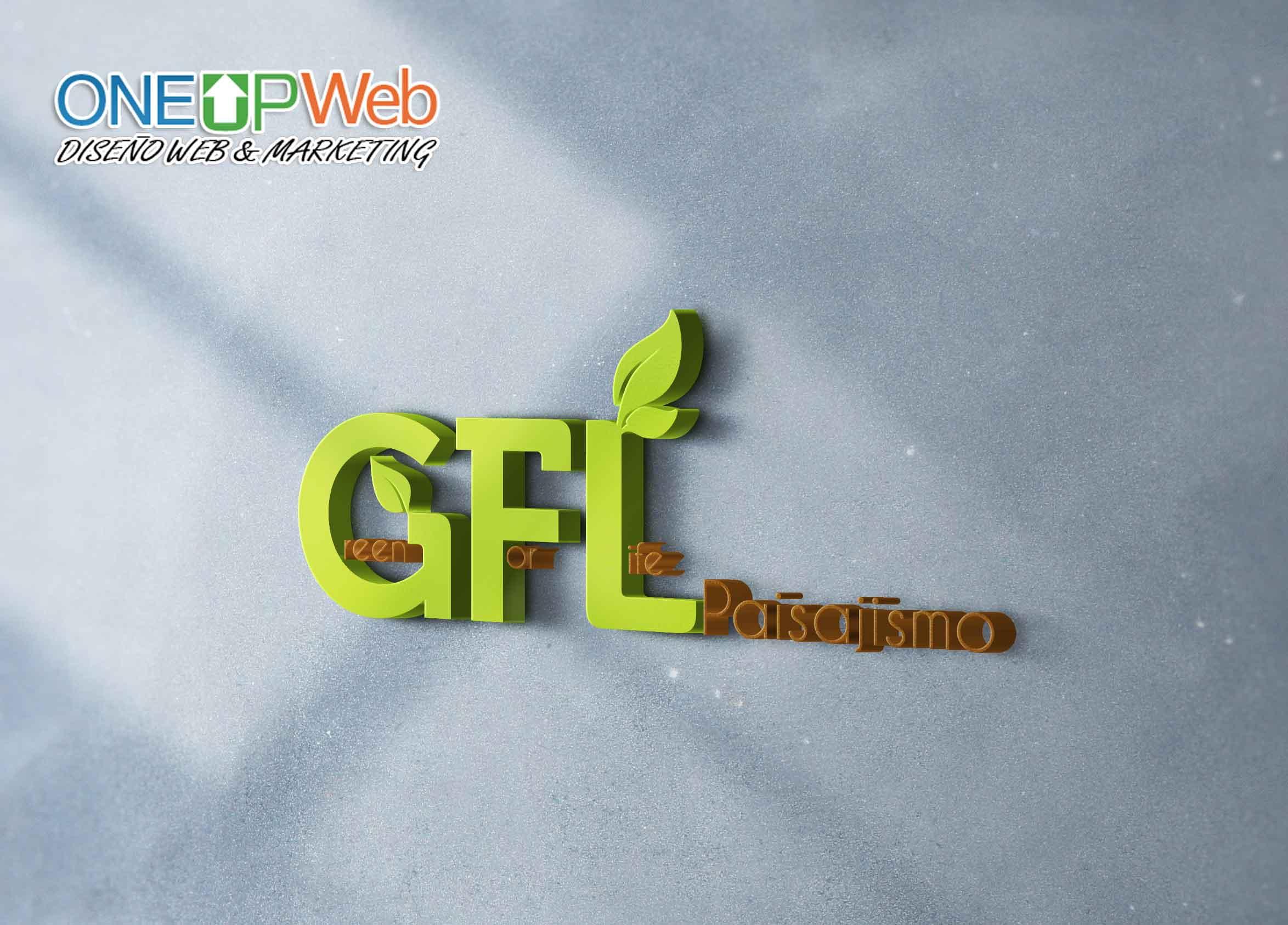 Logotipo Green For Life
